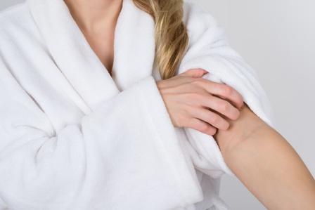 03.早めのケアが大切!肌の乾燥とかゆみのケア方法