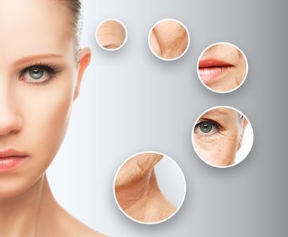 肌は年齢で変化する?!肌と年齢の関係性